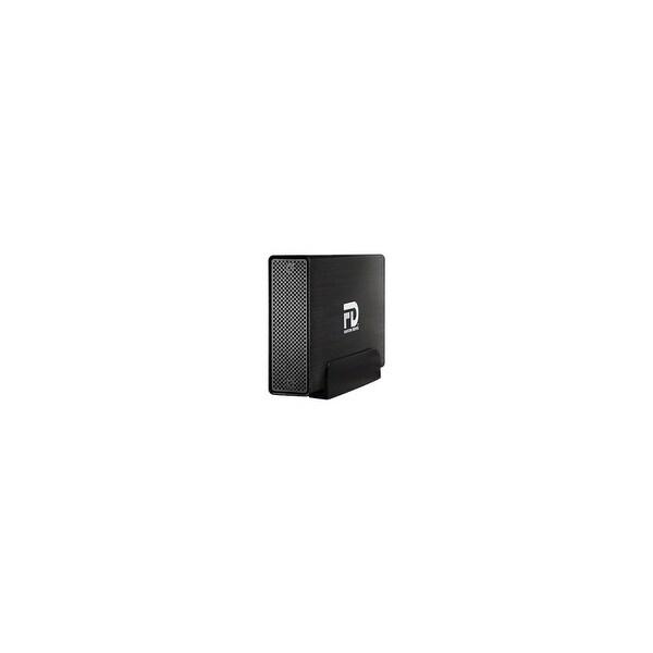 "Fantom GF3B2000U Fantom Gforce/3 GF3B2000U 2 TB 3.5"" External Hard Drive - USB 3.0 - Black - Retail"