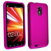 Technocel Hybrigel Case Cover Samsung Galaxy S II Epic 4G Touch (Pink)