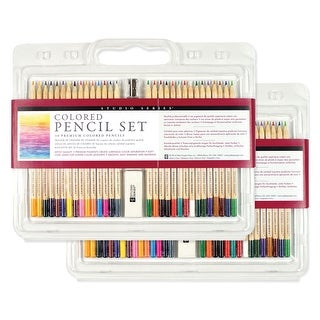 Artists Premium Colored Pencils - Set of Two 30 Pencil Packs