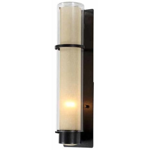 DVI Lighting DVP9074 Essex Single-Light Wall Sconce  sc 1 st  Overstock.com & Shop DVI Lighting DVP9074 Essex Single-Light Wall Sconce - Free ...