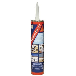 """Sika Sikaflex 291 LOT Slow Cure Adhesive Sealant - Black Sikaflex 291 LOT Slow Cure Adhesive Sealant - Black"""