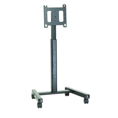 Chief Mfg. - Pfcub - 4' To 6' Flat Pnl Mobile Cart