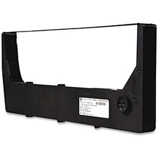 Tallygenicom 255661-102 Tallygenicom Ribbon Cartridge - Black - Line Matrix - Standard Yield - 17000 Page - 1 / Pack - OEM