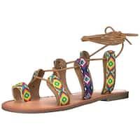 Indigo Rd. Women's Garlan Flat Sandal - 6.5