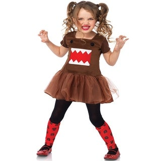 Leg Avenue Domo Child Costume