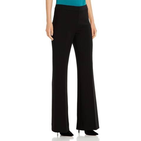 Kobi Halperin Womens Savi Dress Pants Wide Leg Office - Black