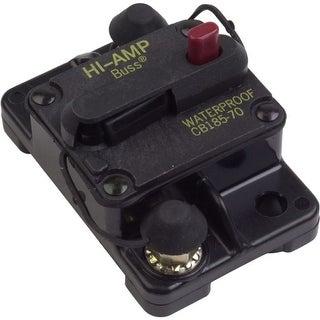 Bussmann - Circuit Breaker, type III, 50amp/ 1 each