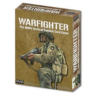 Dan Verssen Games DV1-036 Warfighter WWII Core Set Card Accessories
