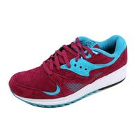 Saucony Men's Grid 8000 MerlotS70223-3