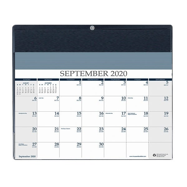 """Monthly Academic Reminder Wall Calendar, 16 Months September-December, 11-1/2"""" x 9-3/4"""" - One Size. Opens flyout."""