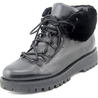 Michael Michael Kors Putnam Bootie Women  Round Toe Leather  Bootie