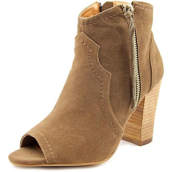 XOXO Barron Women Taupe Boots