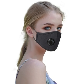Link to Cali Chic Reusable Breathable Face Mask Cover Washable Black Ships from USA - one size  Similar Items in Scarves & Wraps
