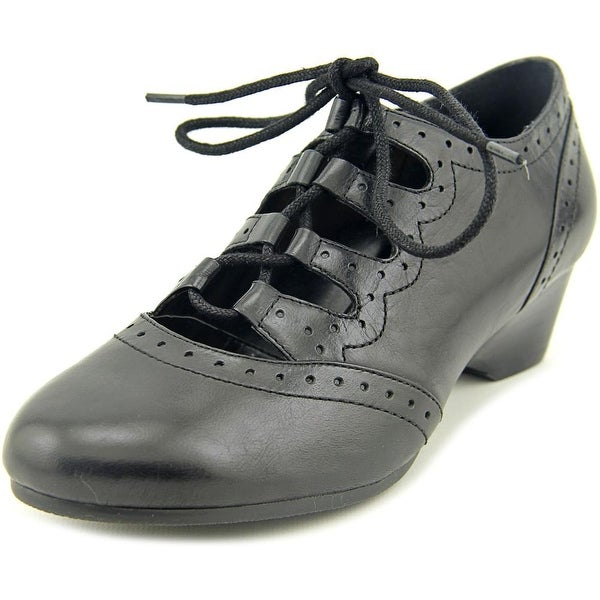 Bella Vita Posie II Women N/S Round Toe Leather Oxford