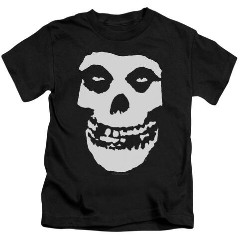 Misfits Fiend Skull Little Boys Shirt