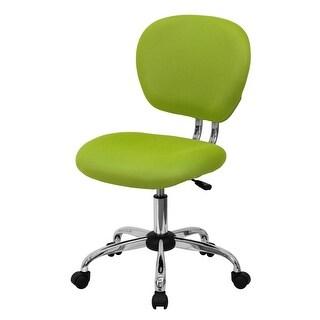Delacora FF-H-2376-F 23.5 Inch Wide Mesh Swivel Task Chair
