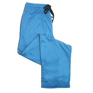 Hanes Men's Polyester Knit Work Out Pajama Pants