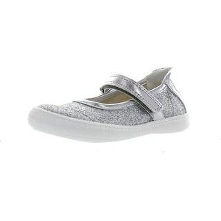 Primigi Girls Steffy Fashion Glitter Casual Flats Shoes