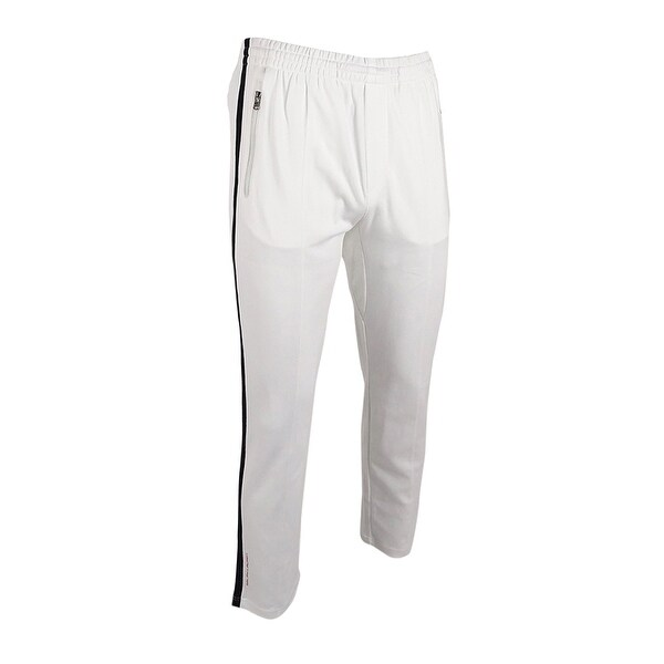 Ralph Track Pants Interlock Polo Men's Lauren Pure White ikZOXuTP