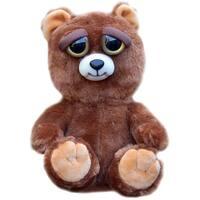 "Feisty Pets Sir Growls-A-Lot 8.5"" Plush Bear - multi"