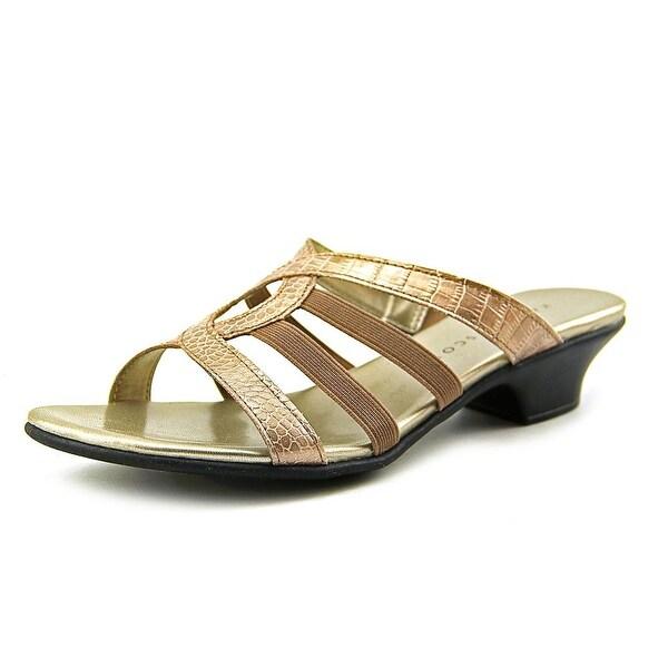 Karen Scott Emet Women Mocha Sandals