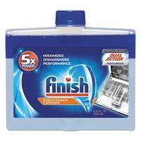 Finish 95315EA 8.45 oz Dishwasher Cleaner, Fresh Bottle