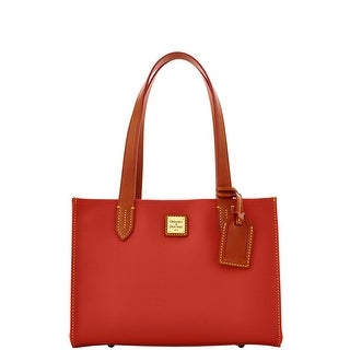 Dooney & Bourke Eva Small Shopper (Introduced by Dooney & Bourke at $188 in Aug 2013) - Red