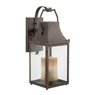 "Park Harbor PHEL3001 Whitby 22"" Tall Single Light Outdoor Wall Sconce"