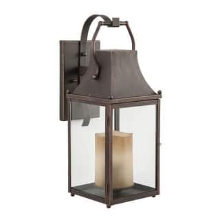 "Park Harbor PHEL3001 Whitby 22"" Tall Single Light Outdoor Wall Sconce