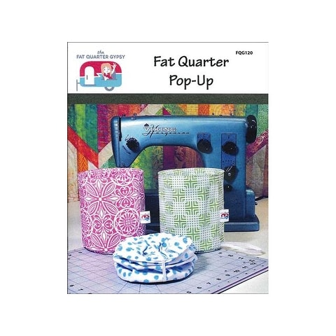 The Fat Quarter Gypsy Pop Up Ptrn
