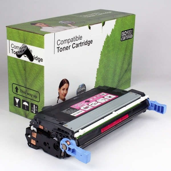Value Brand replacement for HP 642A Magenta Toner CB403A (7,500 Yield)