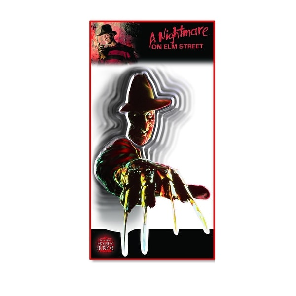 Nightmare on Elm Street Freddy Floor Gore Claw Decoration