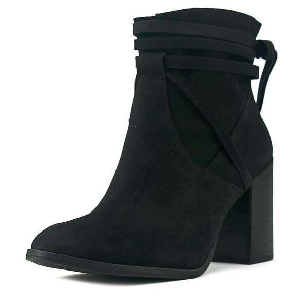 Steve Madden Percy Women Black Boots