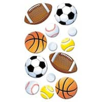 Sports Balls - Sticko Stickers