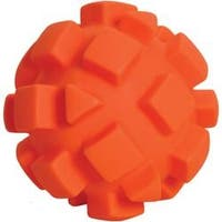 Orange - Soft Flex Bumpy Ball 5.5""