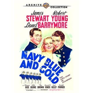 Navy Blue And Gold DVD Movie 1937