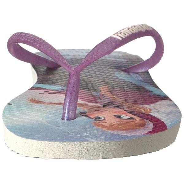 b15c9ad68 Shop Havaianas Girls  Slim Frozen Sandal Flip Flop