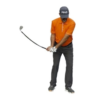 Orange Whip Wedge Right Hand Golf Short Game Training Aid