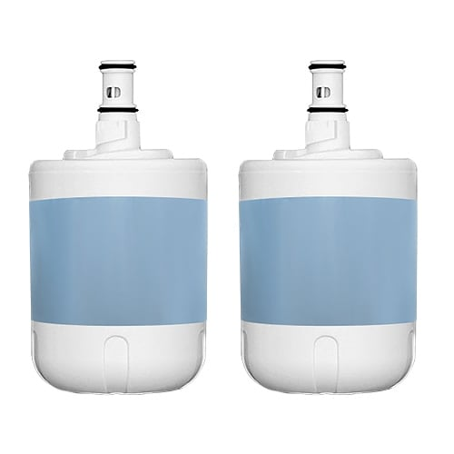 Replacement Whirlpool RS25AFXMQ00 Refrigerator Water Filter (2 Pack)