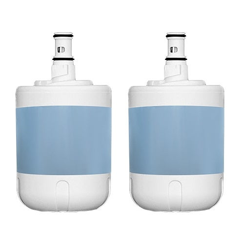 Replacement Whirlpool WSW-4 Refrigerator Water Filter (2 Pack)