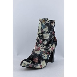 Report Liria Round Toe Canvas Ankle Boot
