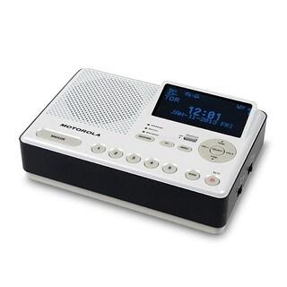Motorola MWR839 NOAA Weather Radio