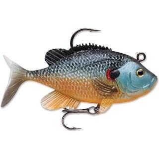 Storm Wildeye Live Redear Fishing Lures (3-Pack) - black/orange/blue
