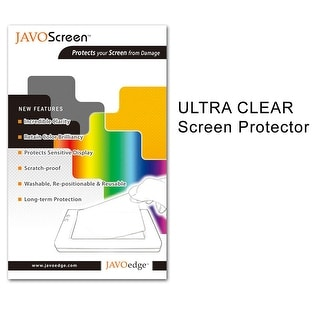 JAVOedge Ultra-Clear Screen Protector for Barnes & Noble Nook Touch Reader