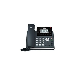 Refurbished Yealink T42S Ultra-elegant Gigabit IP Phone