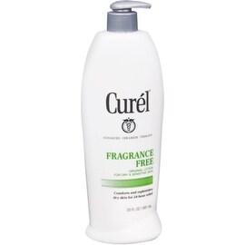 Curel Continuous Comfort Lotion Fragrance Free 20 oz