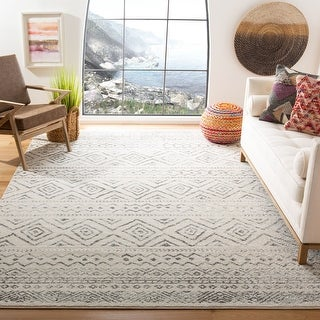 Link to Safavieh Tulum Shima Moroccan Boho Rug Similar Items in Rugs
