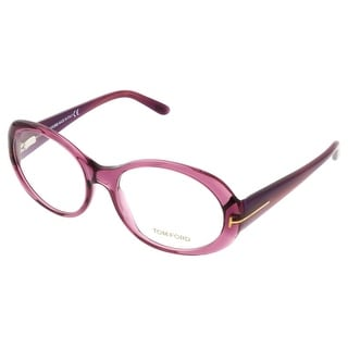 Tom Ford FT5246/V 083 Purple Oval Opticals