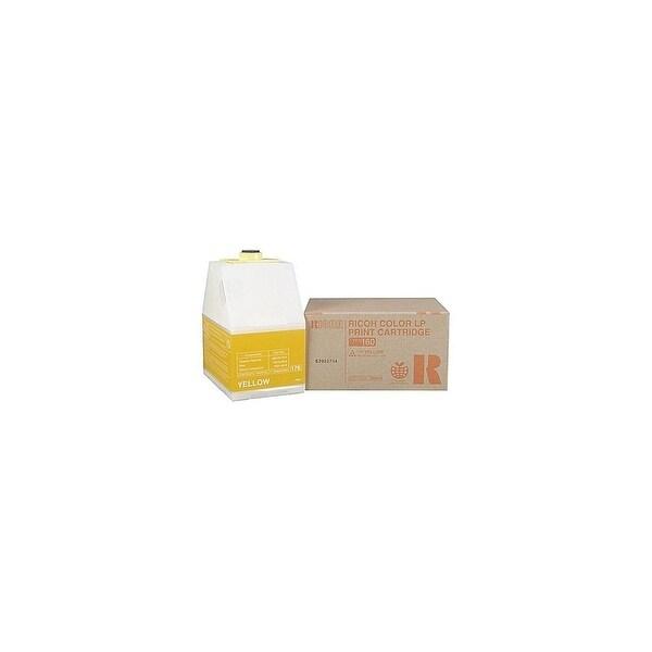 Ricoh Toner Cartridge - Yellow Ricoh Color LP Toner Cartridge - Laser - 10000 Page - Yellow