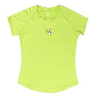 Guy Harvey Womens Cap Sleeve Short Sleeve Shirt
